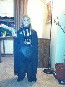 Ezie Vader (age 6)